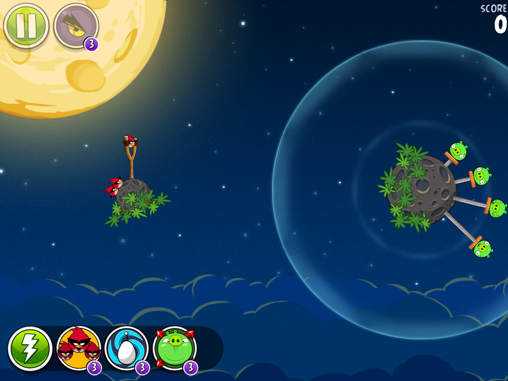 Angry Birds Space : Rovio